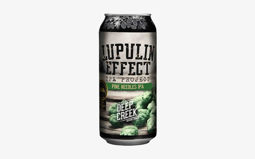 Deep Creek Lupulin Effect Double Red Ipa X 1, transparent png #3125055