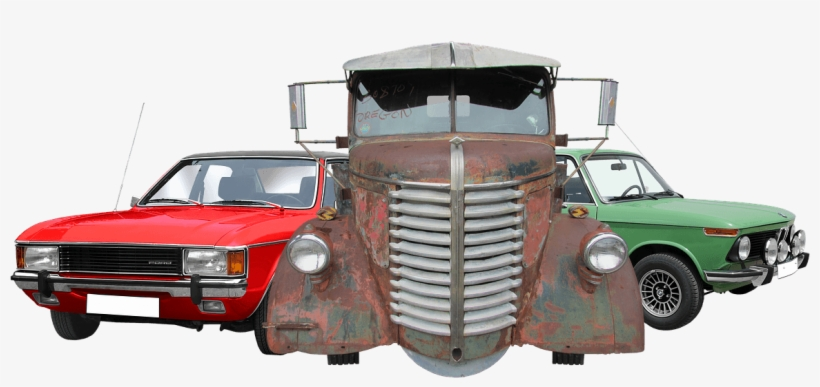 Junk Car Buyer - Car, transparent png #3127513