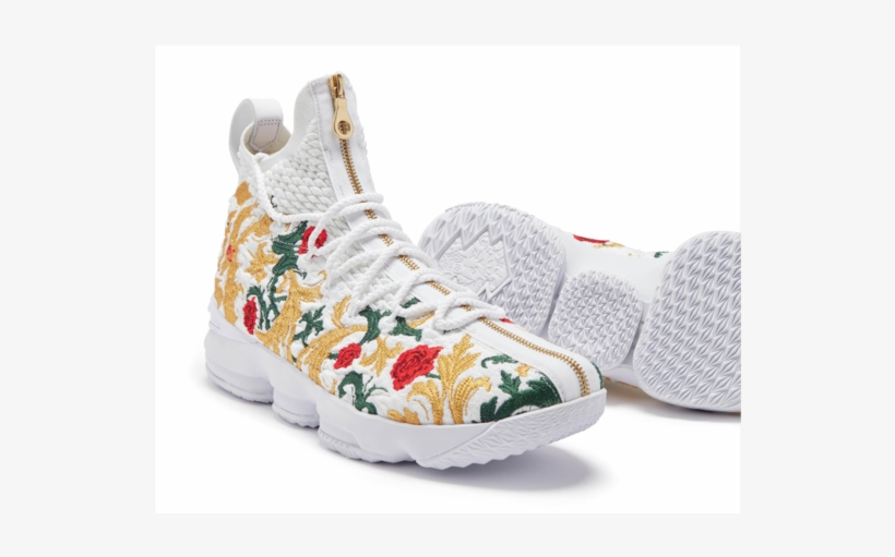 327d7a775eb Kith X Nike Lebron James Xv Long Live The King Part - Outdoor Shoe ...