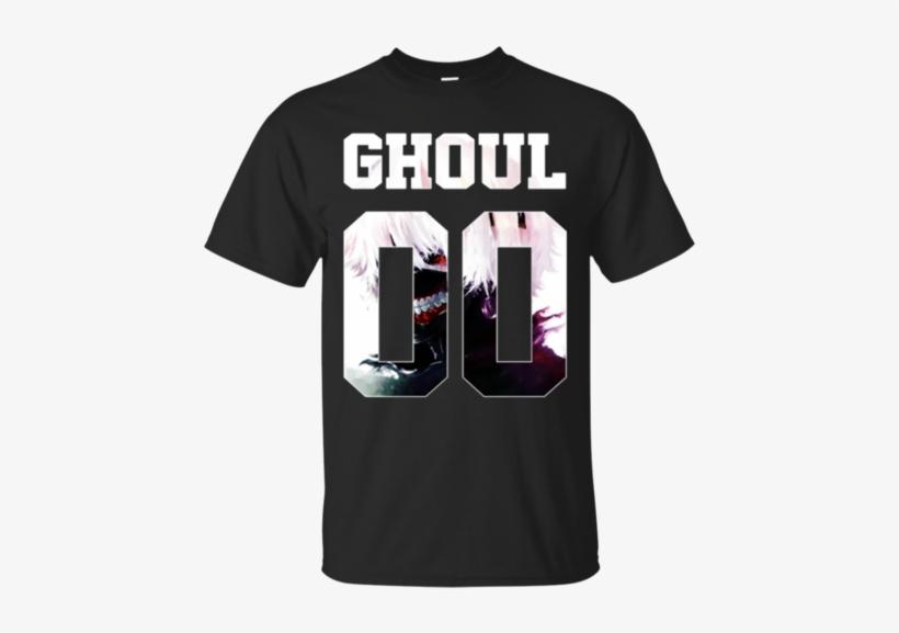 2ecefc76133 Tokyo Ghoul Kaneki Ken Ghoul Jersey Shirt T-shirt - Thor Stormbreaker Bring  Me Thanos