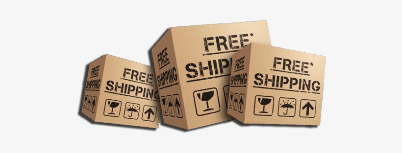 Custom Signs & Banners - Sign On Corrugated Box, transparent png #3131216