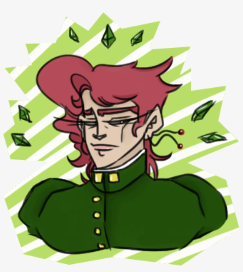 wholesale 28cm short curly jojos bizarre adventure kakyoin noriaki red anime machine made men cosplay wig.html