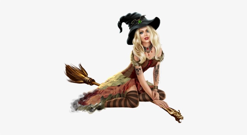 Halloween Witchstickers Darkside Scary New Sexy Witches - Witch Png, transparent png #3133663