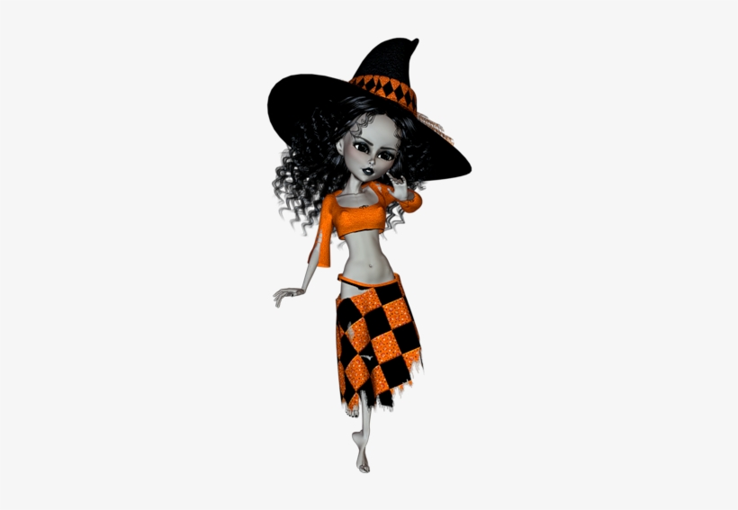 Click Here To View Sexy Witches Costumes - Witch, transparent png #3134135