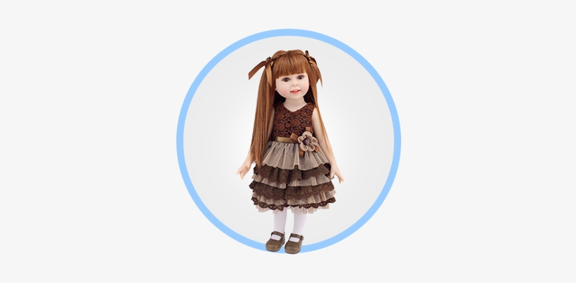 Doll Baby Girl, transparent png #3134372