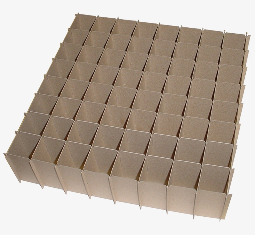 For Large St Tubes - Egg Crate Carton, transparent png #3136882