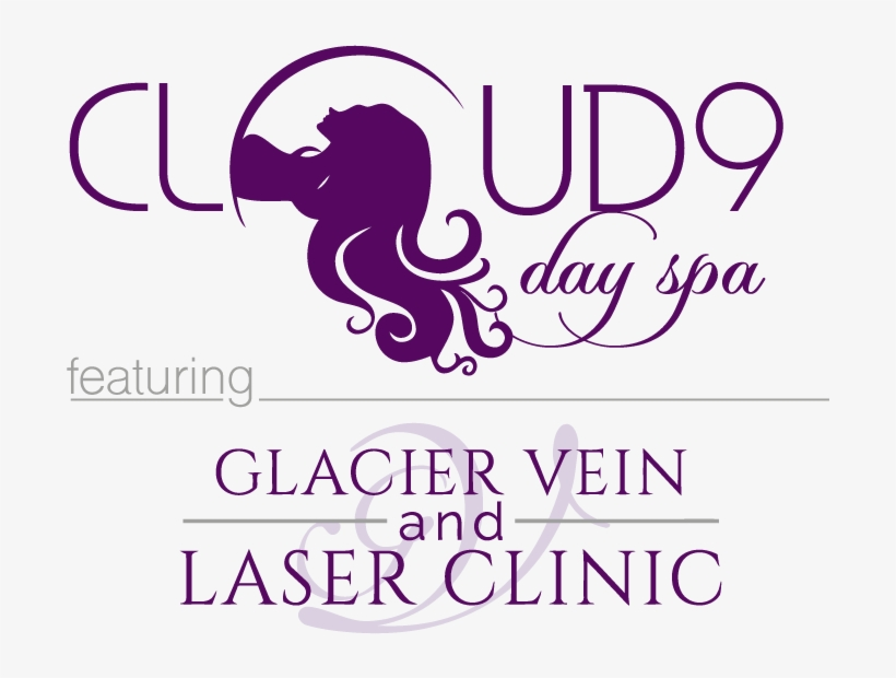 Cloud 9 Day Spa Featuring Glacier Vein And Laser Good - Cloud 9 Day Spa, transparent png #3139059