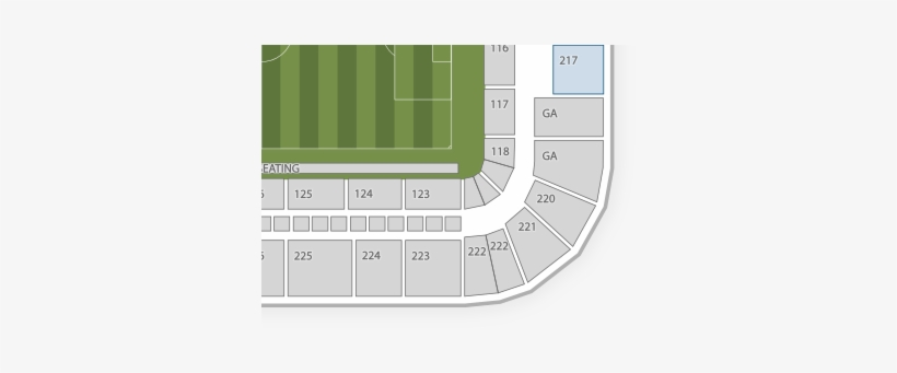 Bbva Compass Stadium Seating Chart Concert Soccer Specific