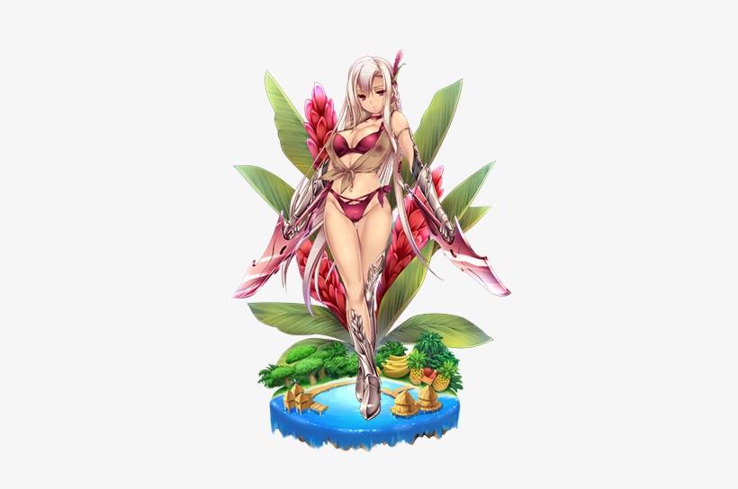 Best Flower Knight Girl, Top - Character Flower Knight Girls, transparent png #3140824