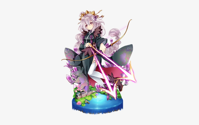 Best Flower Knight Girl, Top - Flower Knight Girl Lily, transparent png #3141097