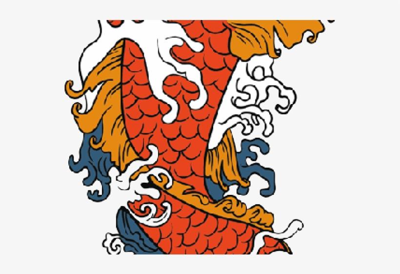 Koi Fish Tattoo Png, transparent png #3141705