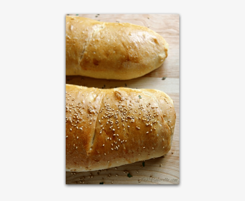This Recipe For French Bread Is An Easy Recipe - Recipe, transparent png #3141882