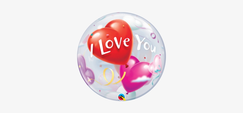 Quick View - Love You Balloons Gif, transparent png #3143536