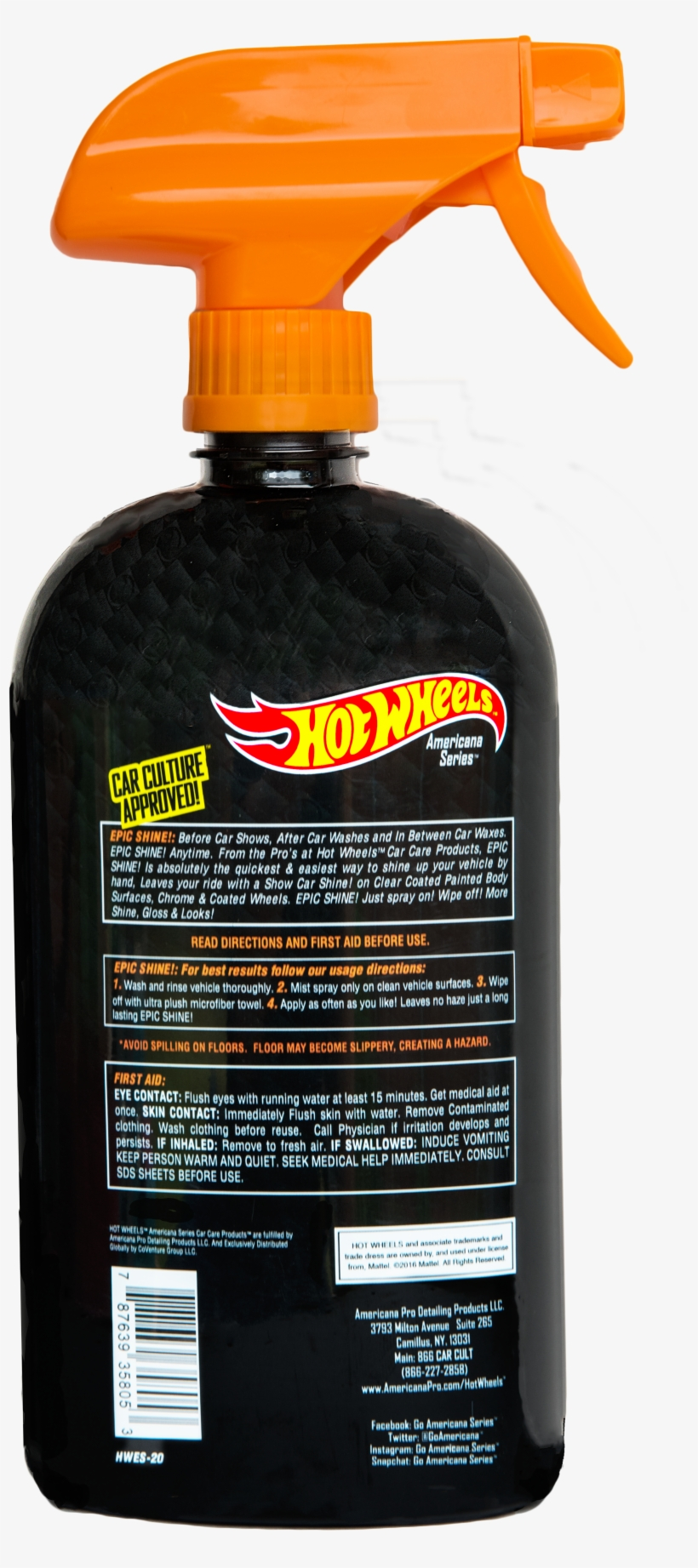 Hot Wheels Car Care Products - Hot Wheels - Free Transparent