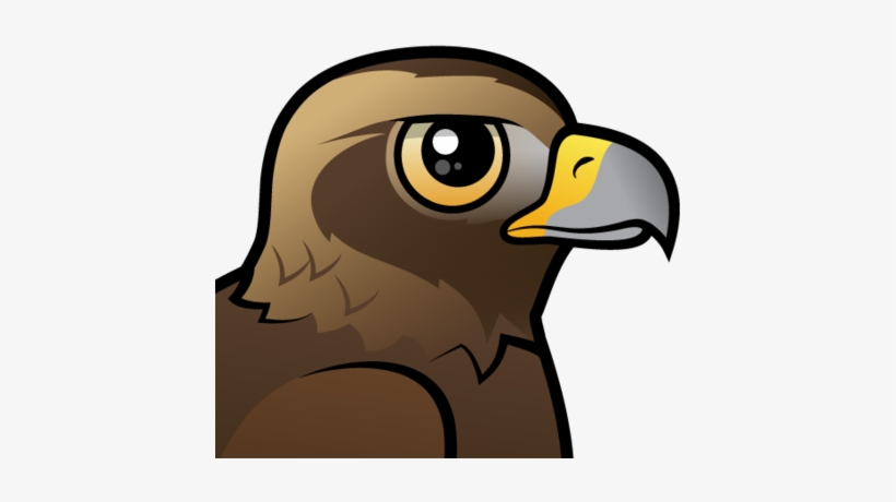About The Golden Eagle - Golden Eagle Birdorable, transparent png #3145721