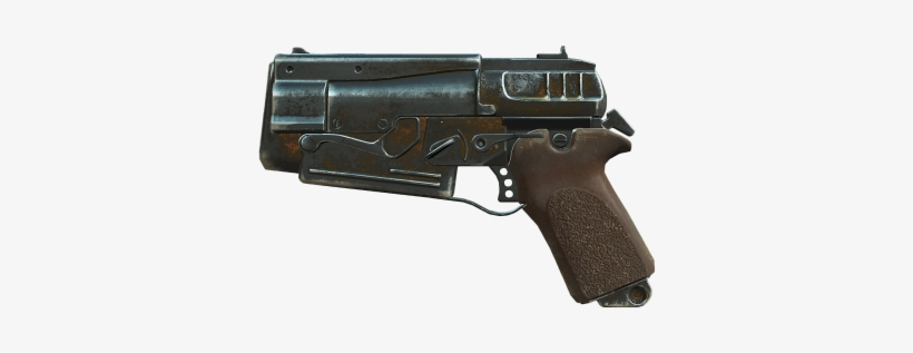 The 10mm Pistol, A Mass-produced, Reliable, Powerful - Fallout 4 10mm Pistol, transparent png #3145802