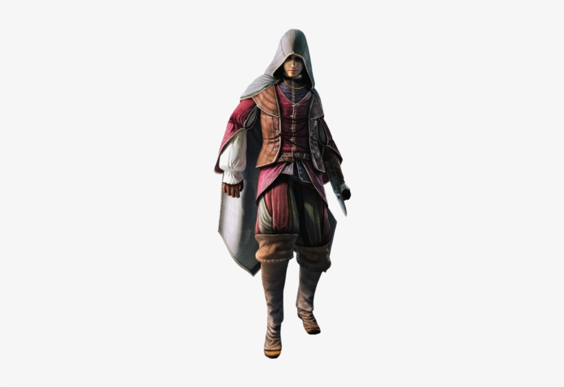 Unlike Ezio And Altair Who Resembled Desmond And Had - Assassin's Creed Brotherhood Multiplayer Characters, transparent png #3145807
