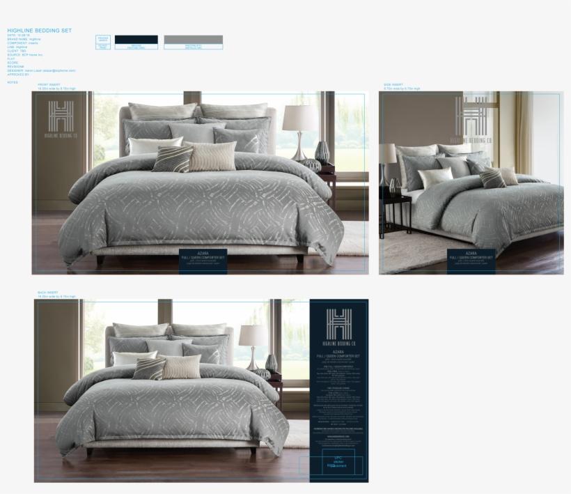View All - - Highline Bedding Co Azara Duvet Cover Set - Full-queen, transparent png #3147011