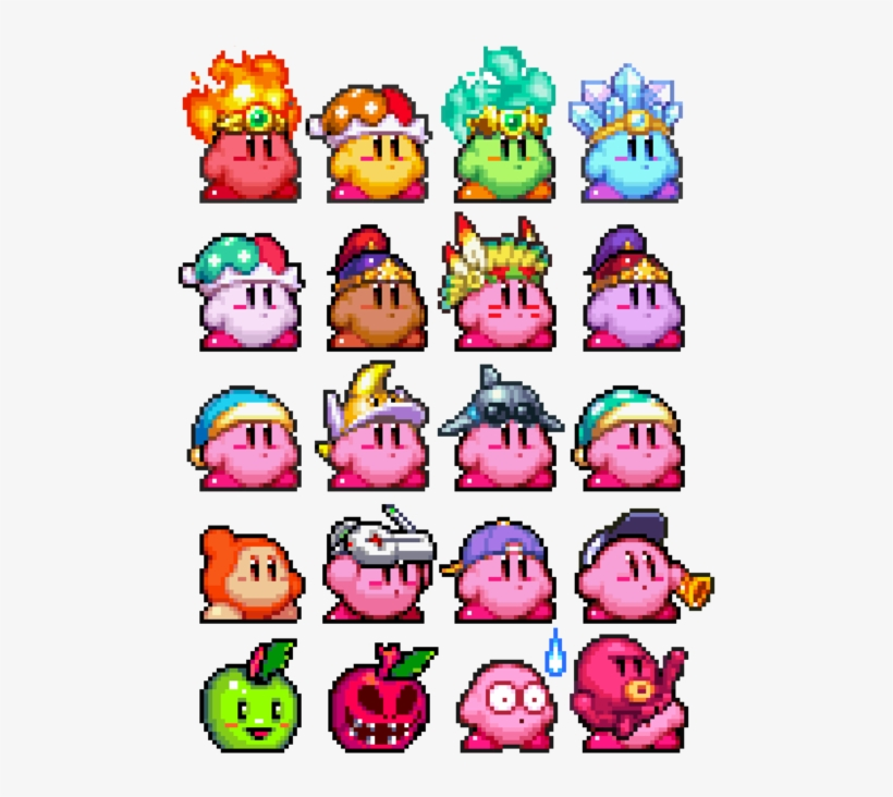 Kirby Super Star Ultra Kirby Super Star Ultra Kirby Sprite Free
