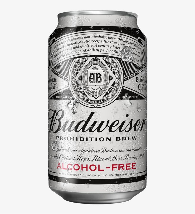 Budweiser Prohibition - Bud Light Lime Beer - 12 Pack, 12 Fl Oz Bottles, transparent png #3148298