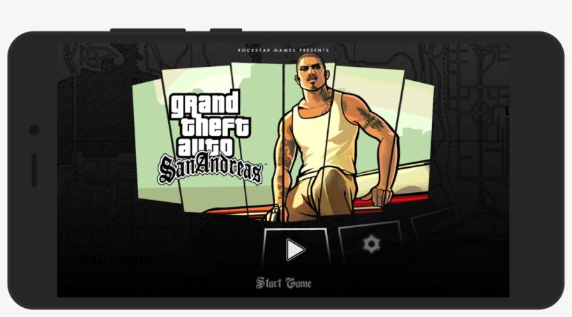 Gta San Andreas - Grand Theft Auto Gta San Andreas Game Pc, transparent png #3149874