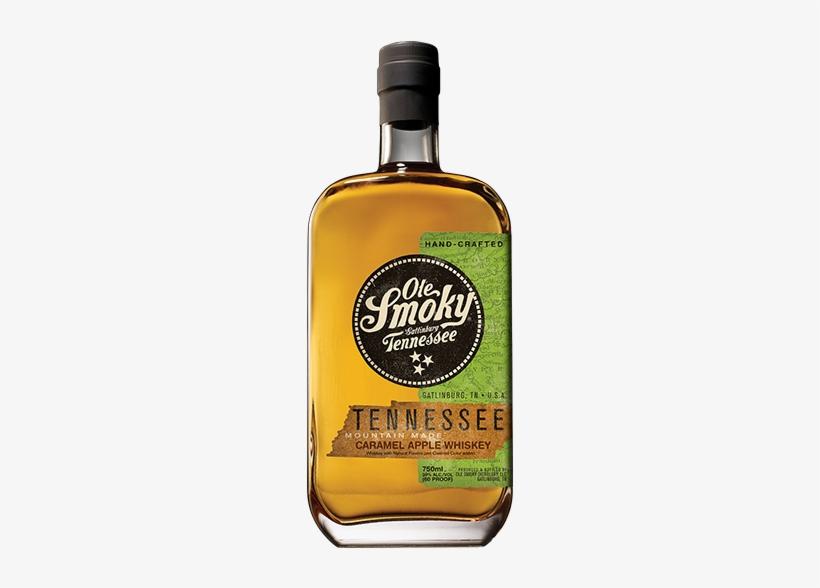 Caramel Apple Whiskey* - Ole Smoky Salted Caramel Whiskey Price, transparent png #3151096
