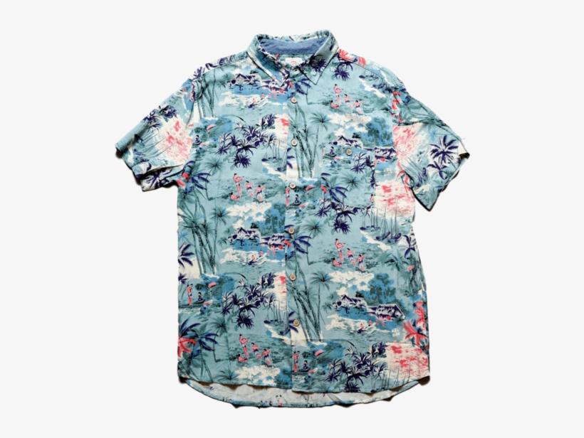 Faherty Brand Hawaiian Shirt - Coco Republic Polo Shirt - Free ... 85fe9344b