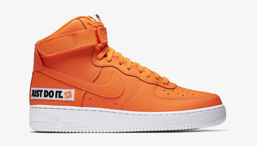 hot sale online 3ed1d 172df Nike Air Force 1 07 Lv8 High Just Do It Pack Qs Total - Nike Air