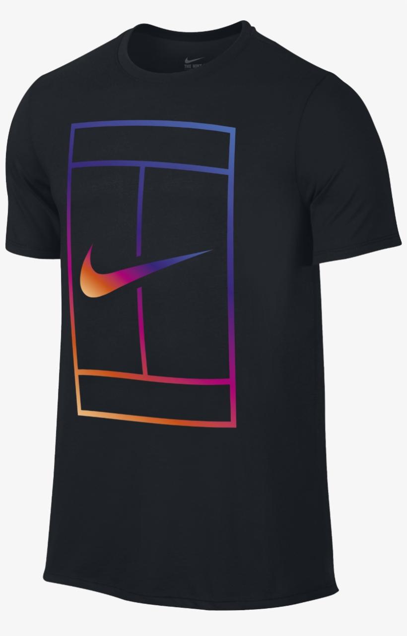 Mens Court Tennis T Shirt, transparent png #3156678