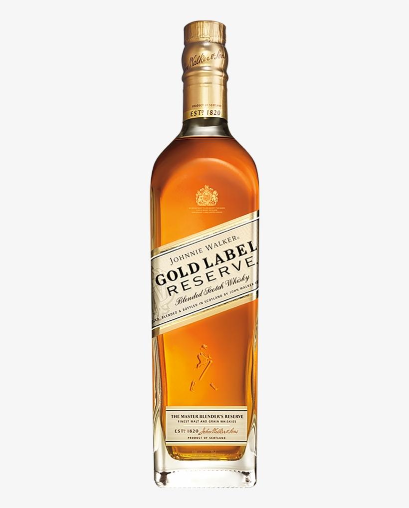 Buy Johnnie Walker Gold Label Reserve Online - Johnnie Walker Gold Label Reserve Blended Scotch Whisky, transparent png #3158186