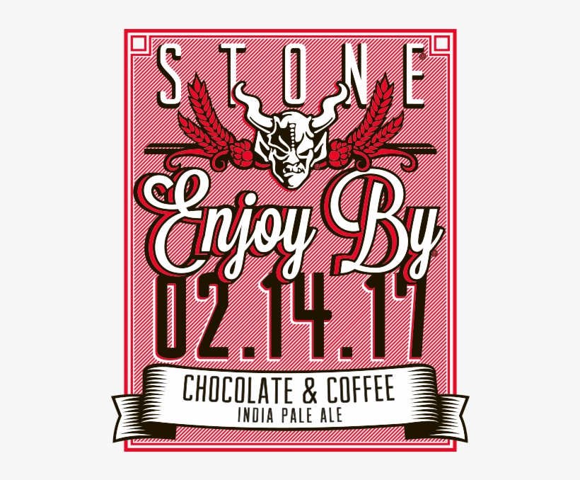 Stone Enjoy By - Stone Enjoy By 7.4 17, transparent png #3162573