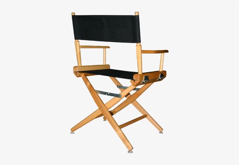 Directors Chair, transparent png #3162841