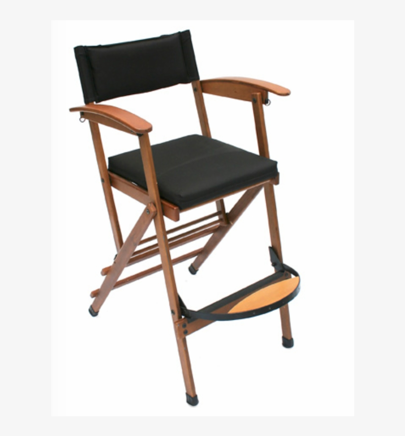 Director Chair Padded - Director's Chair, transparent png #3163029