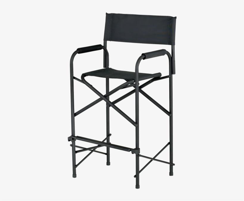 E-z Up Standard Folding Director Chair, transparent png #3163168