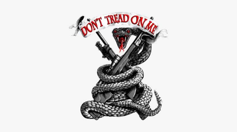 Dont Tread - Dont Tread On Me, transparent png #3164167