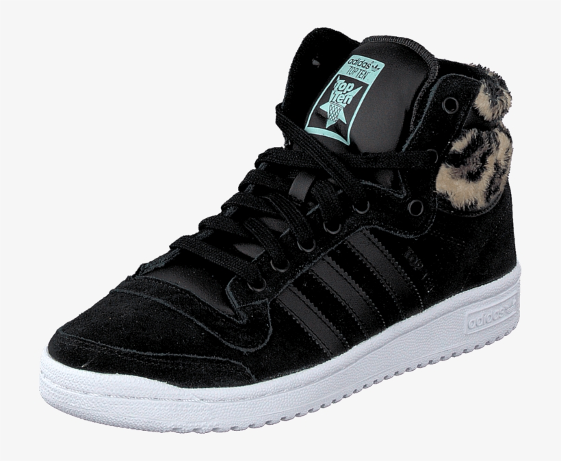 Adidas Originals Women Top Ten Hi W Core Black core - Adidas Ar 2.0 Black ff2a5a615