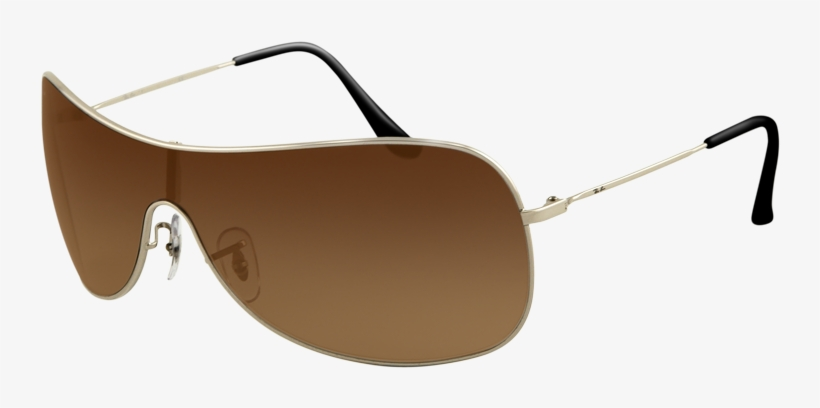 A1 - Ray Ban One Glass, transparent png #3168976