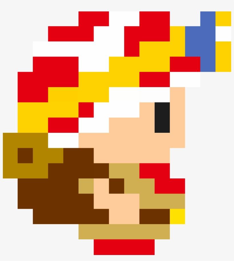 Mystery Mushroom Captain Toad - Mario Maker Captain Toad Costume