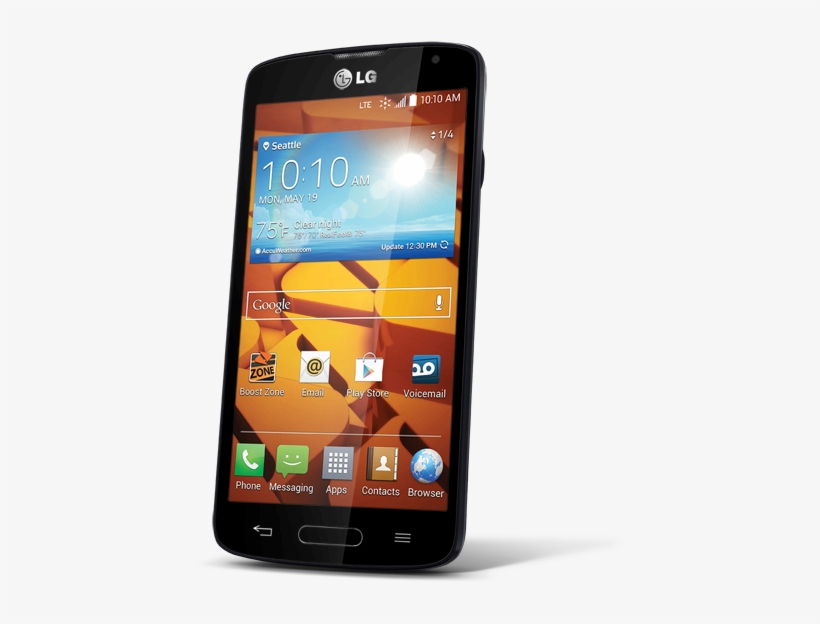 Lg Has Announced A New Smartphone, Dubbed As The Volt - Lg Volt Ls 740 (boost Mobile) Smartphone, transparent png #3172836