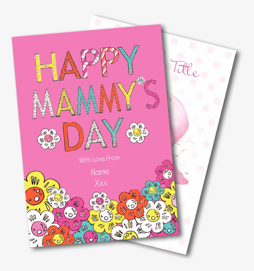 Mothers Day Cards - Brother Birthday Greeting Card, transparent png #3175239
