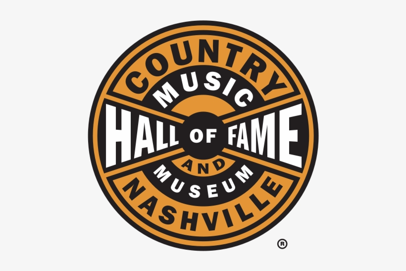The Country Music Hall Of Fame And Museum Is Partnering - Logo Country Music Hall Of Fame, transparent png #3175456