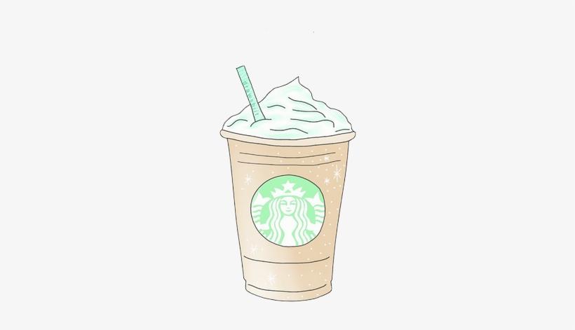 Starbucks, Coffee, And Overlay Image - Starbucks New Logo 2011, transparent png #3180825
