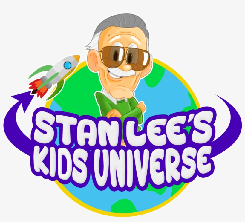 As If That Wasn't Enough I Had The Opportunity Of Drawing - Stan Lee's Kids Universe, transparent png #3183428