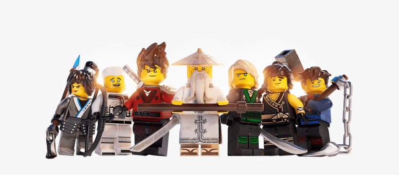 Lego Movie Videogame All Characters Lego Ninjago Movie Videogame