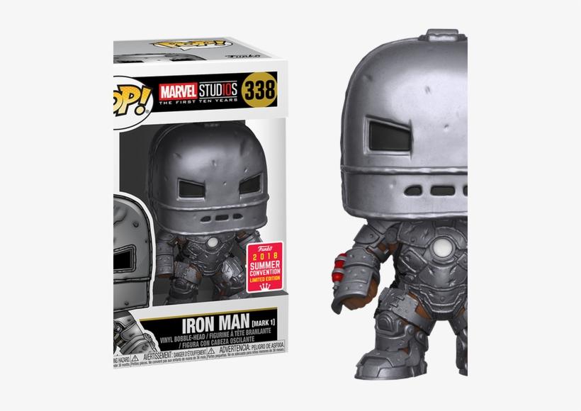 Iron Man-mark - Iron Man Mark 1 Funko Pop, transparent png #3191746