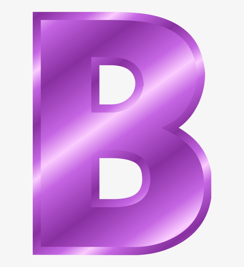 Download Now For Free This Letter B Transparent Png - Letter B Design Png, transparent png #3191936