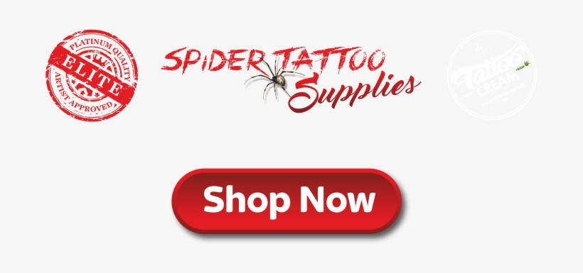 Spider Tattoo / Spider Tattoo Supplies, transparent png #3193889