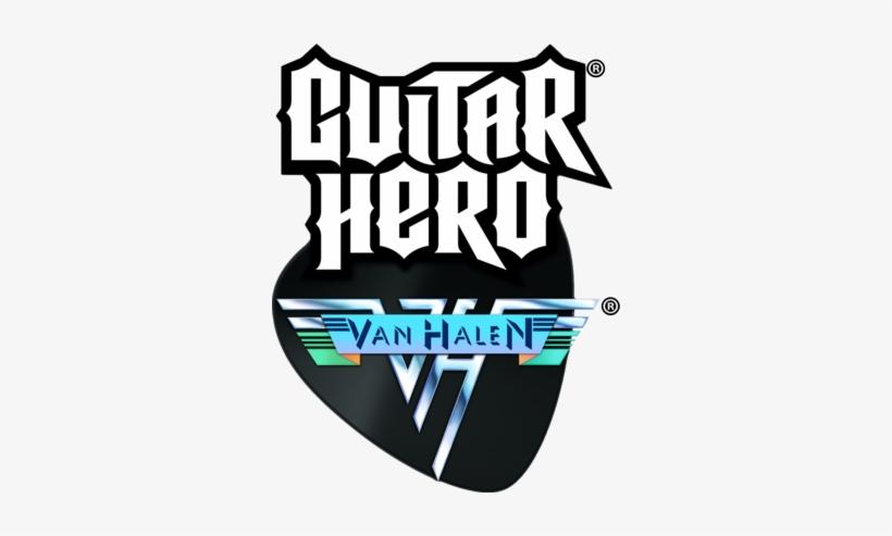 4a6307f7435 Download Download Png - Guitar Hero Van Halen Logo - Free ...