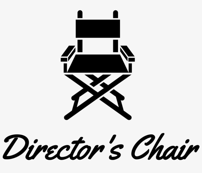 Director's Chair, transparent png #3198343