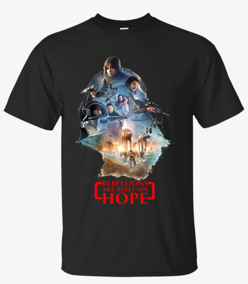 Star Wars Cool Rogue One T Shirts And Hoodies - Star Wars Cool Rogue One T Shirts, transparent png #3199128